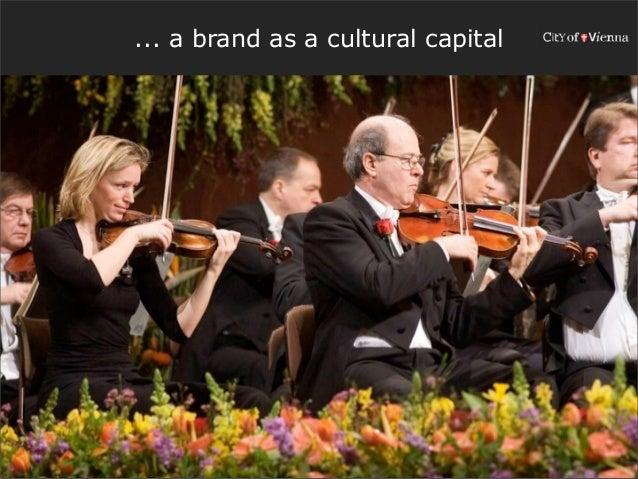 ... a brand as a cultural capital