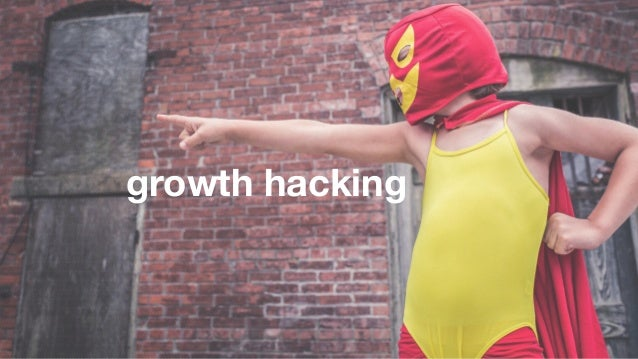 Growth hacking skills @evelinesmet