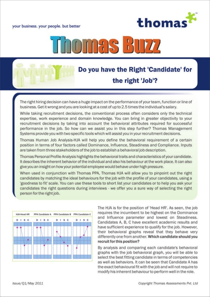 Thomas newsletter  may 2011