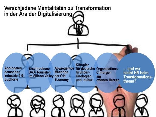 Digitale Revolution – Disruptiven Wandel in Arbeitskultur, Organisation & Führung gestalten Slide 2