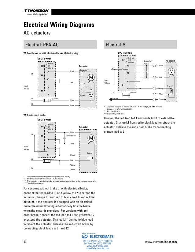 thomson linear actuators catalog 42 638?cb=1459515663 thomson linear actuators catalog linear actuator wiring diagram at bayanpartner.co