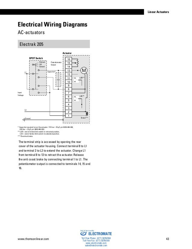 linear slide actuator wiring diagram slide free printable wiring diagrams