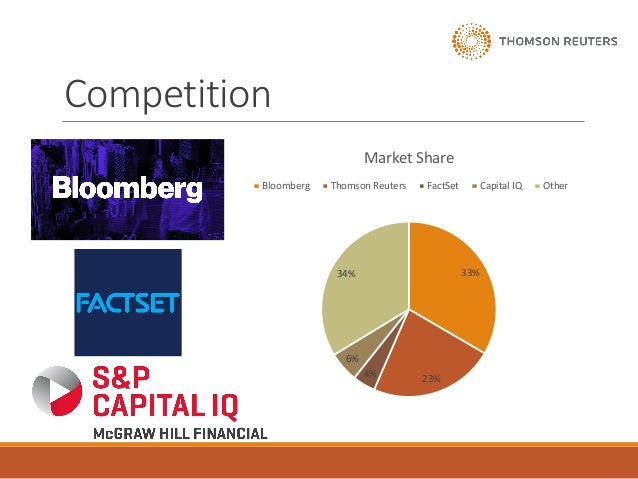 Thomson reuters - company analysis