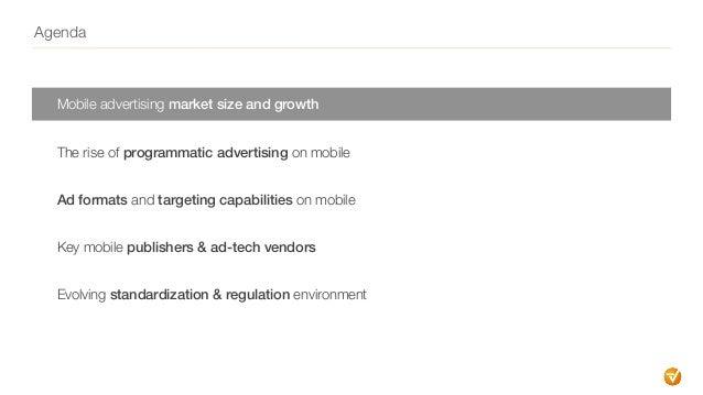 Thomvest Mobile Advertising Overview - February 2016 Slide 3