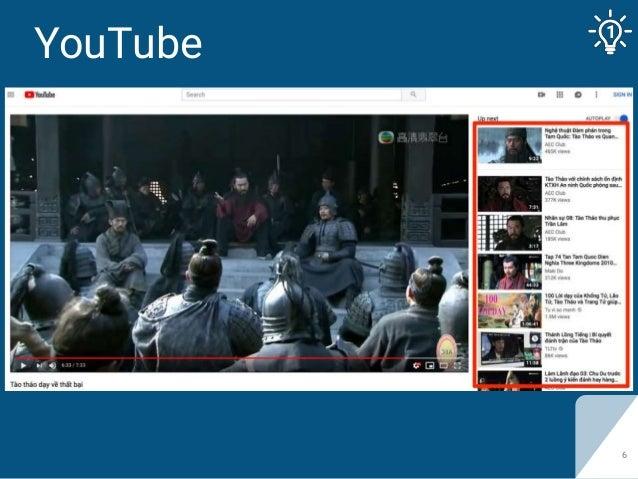 YouTube 6 1