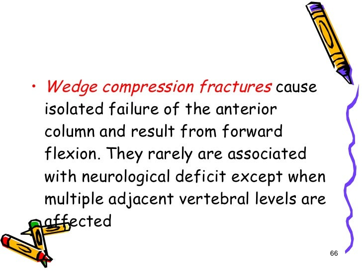 Thoraco lumbar injuries
