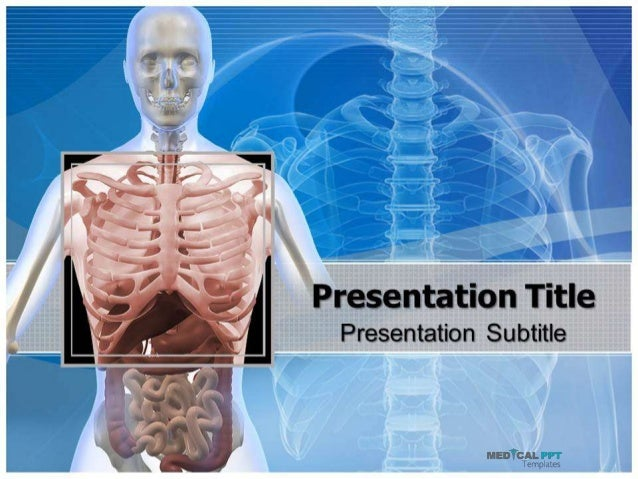 Powerpoint template medicalppttemplates thorax powerpoint template medicalppttemplates toneelgroepblik Choice Image