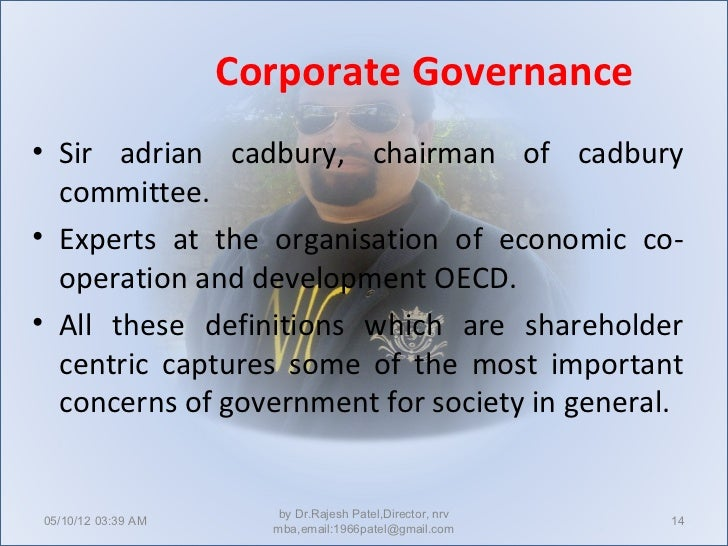 corporate governance guidelines for government and At morgan stanley, we recognize the importance of good corporate governance morgan stanley maintained comprehensive corporate governance guidelines for years before corporate governance became headline news morgan stanley's board of directors adopted our corporate governance policies in 1995.