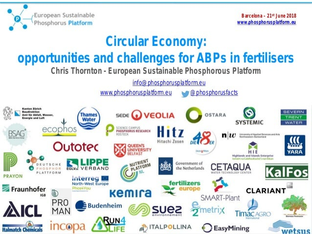 Circular Economy: opportunities and challenges for ABPs in