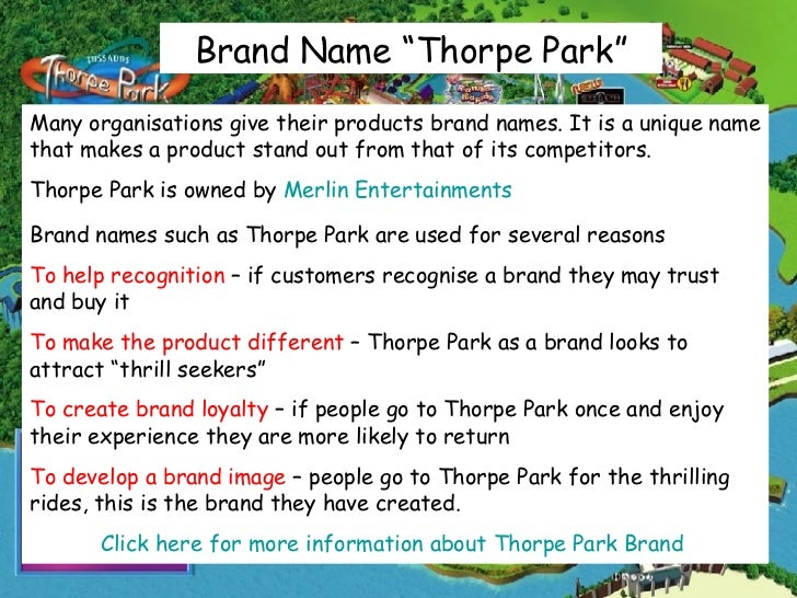 thorpe park customer needs evalutation References for large-scale integration and composition  technical report sri-csl-88-09 sri international, menlo park  rules: eg if customer.