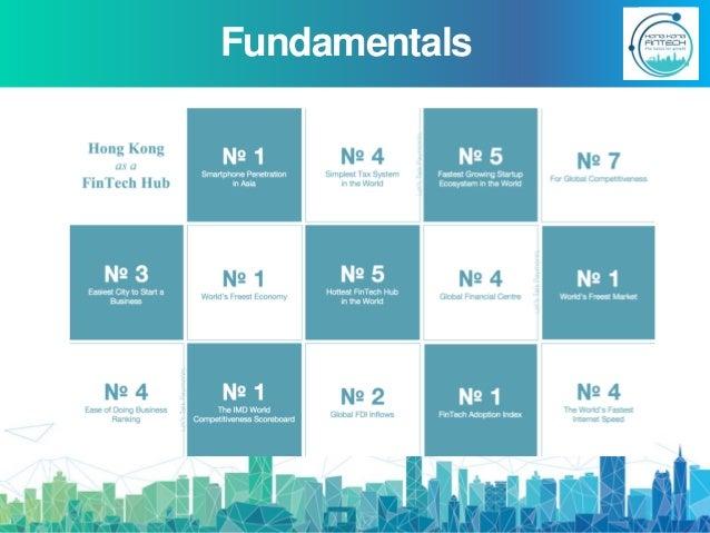 Hong Kong: Asia's premiere Fintech Hub Slide 3