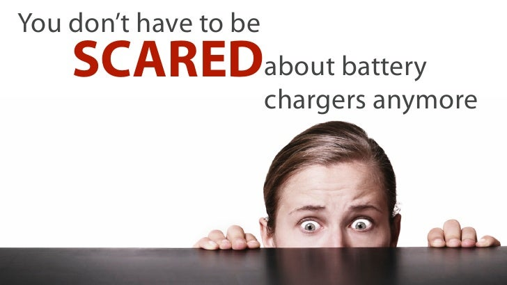 You don't have to be  SCARED about battery charger                  cables anymore