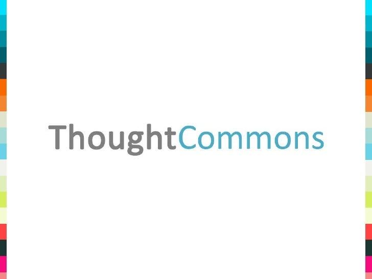ThoughtCommons