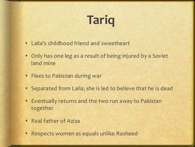 a thousand splendid suns laila and tariq relationship poems