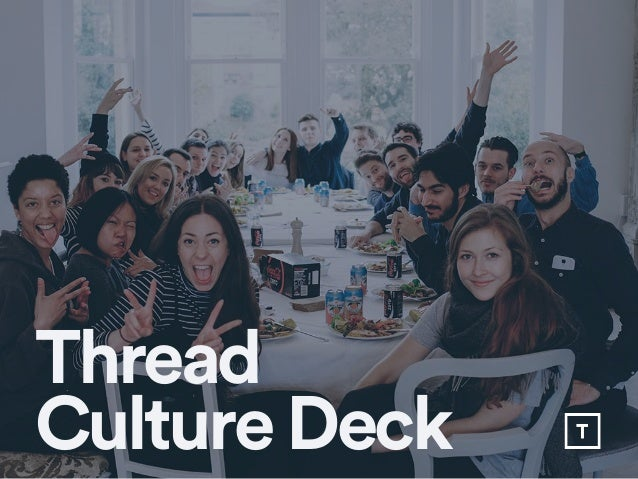 Thread CultureDeck