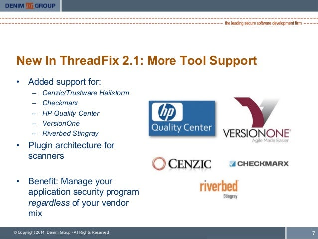 Threadfix 2 1 And Your Application Security Program