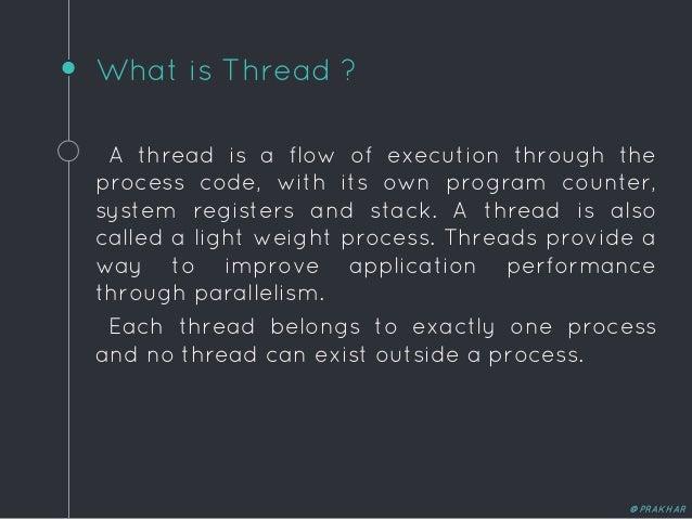 Threads (operating System) Slide 2