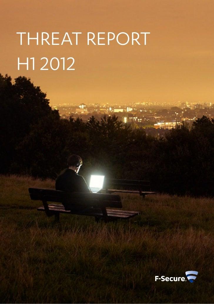 threat reporth1 2012