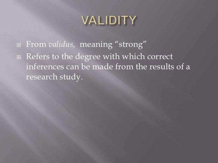 threats to external validity pdf