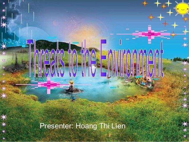 Presenter: Hoang Thi Lien