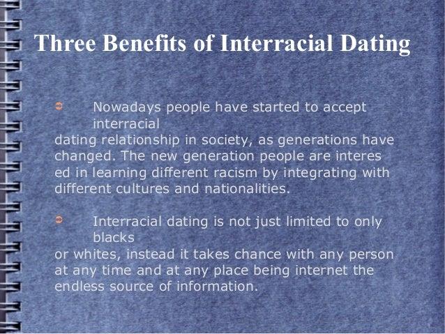 interracial dating information