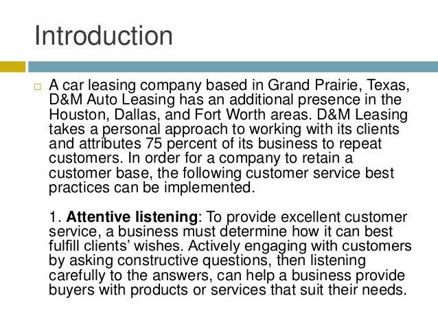 customer service best practices pdf