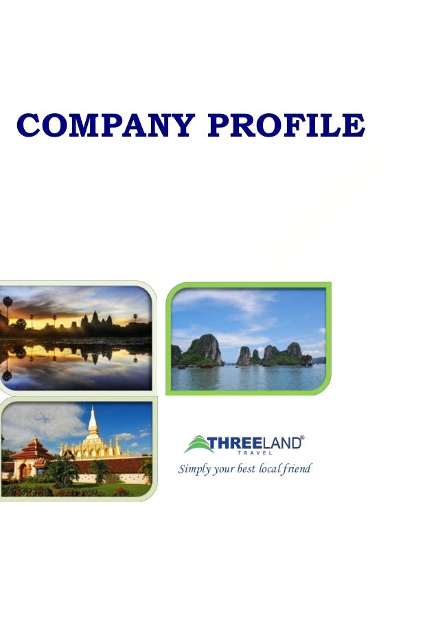 COMPANY PROFILE Simply your best local friend