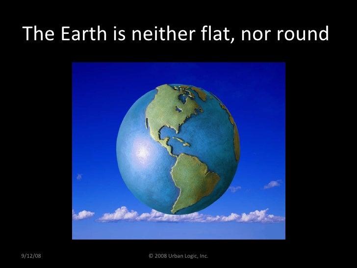 Three Layered Map of the World