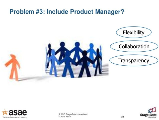 The three main problems of the new product line and the solutions