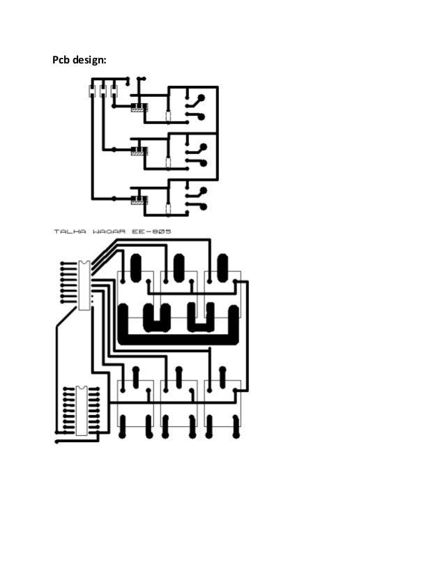 three phase auto loadshed phase shift system