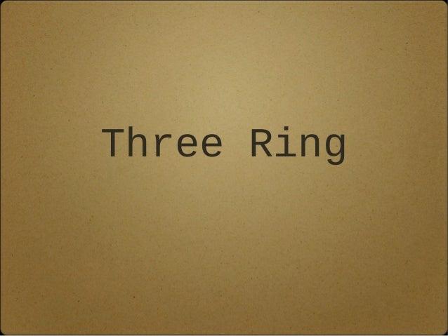 Three Ring