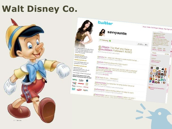 Walt Disney Co.<br />