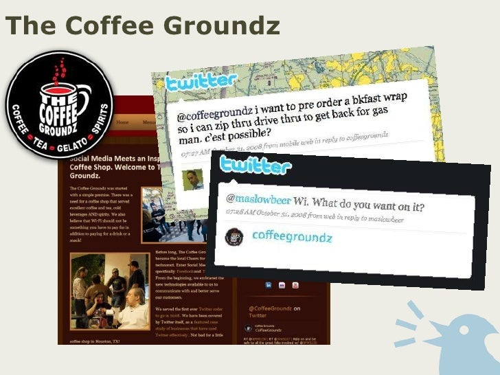 The Coffee Groundz<br />