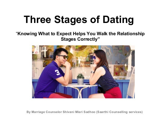 What to expect when you first start dating