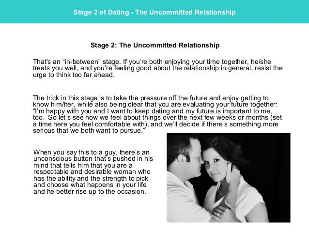 List Three Differences Between A Dating Relationship And Marriage