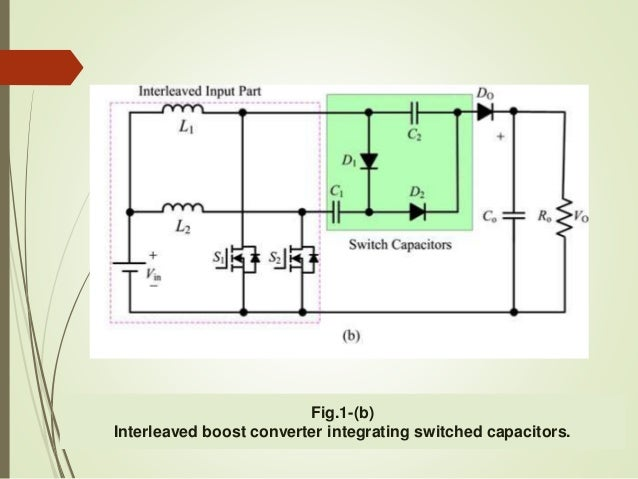 Three State Switching Boost Converter ppt