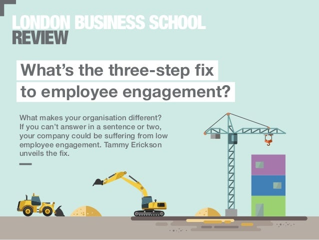 What makes your organisation different? If you can't answer in a sentence or two, your company could be suffering from low...