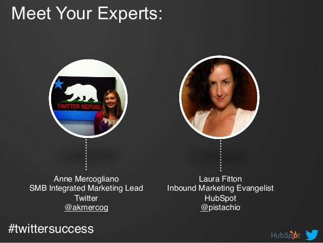 Three Steps to Success with Twitter for Your Business: Engage with Your Audience - Content & Promoted Tweets Slide 2
