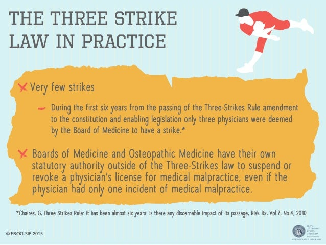 the three strike rule essay Read three strikes laws free essay and over 88,000 other  like the idea of the rule but think something  law because these stories really strike.