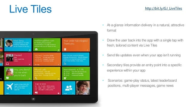 http://bit.ly/GJ_ContractsProvides users with a familiar andnatural way to search for itemsacross game.Scenarios:•   A fri...