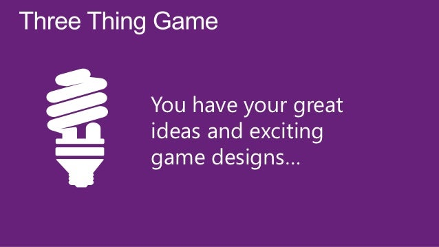 http://bit.ly/GJ_NavDesignA great Windows 8 game willmake sure that navigationbetween all experiences is afast, fluid, and...