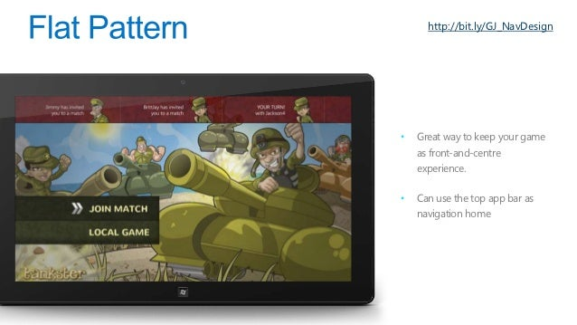 http://bit.ly/GJ_Touch•   Users approach tablets and    touchscreens in a variety of    ways•   Windows 8 accommodates a  ...