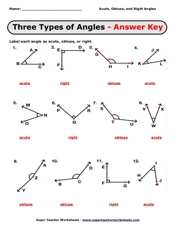 identifying angles worksheet worksheets releaseboard free printable worksheets and activities. Black Bedroom Furniture Sets. Home Design Ideas