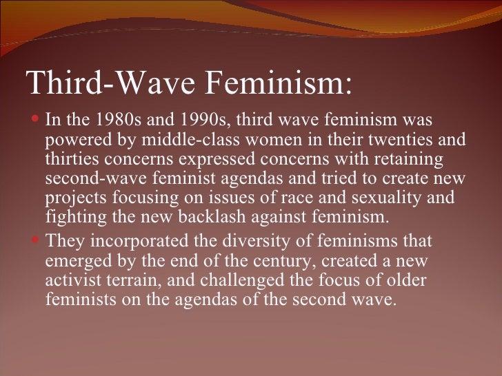 Third wave feminism summary