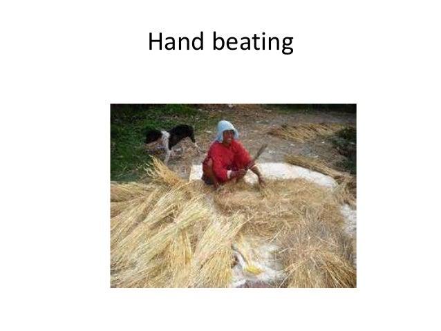 Hand beating