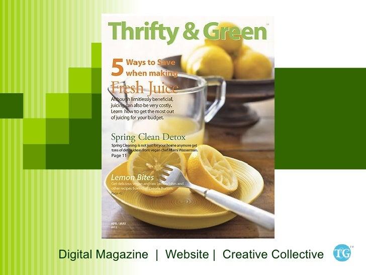 Digital Magazine | Website | Creative Collective