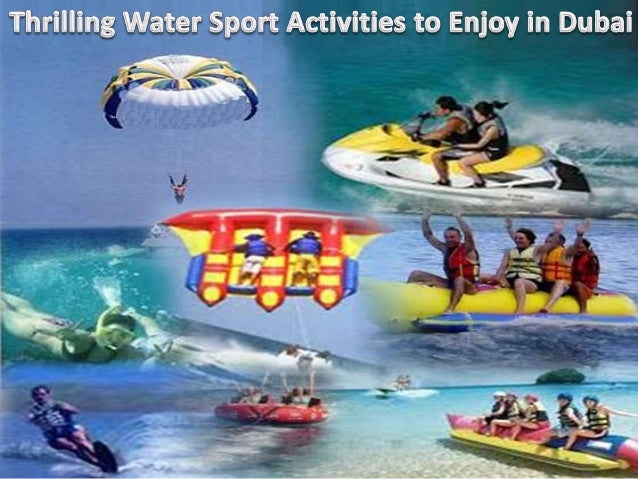 thrilling water sport activities to enjoy in dubai. Black Bedroom Furniture Sets. Home Design Ideas