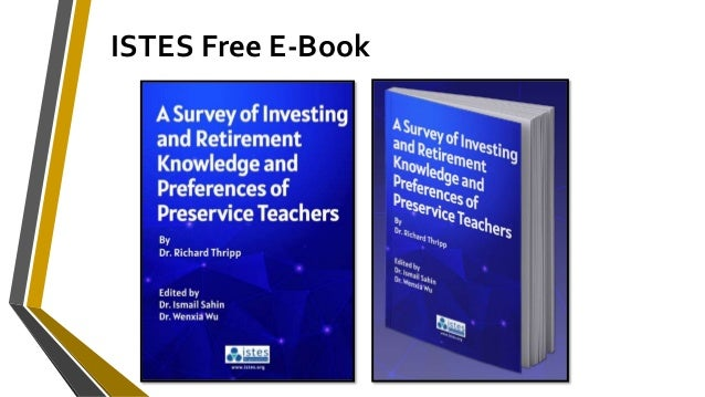 Keynote: Investing and Retirement Knowledge and Preferences of Preservice Teachers Slide 3
