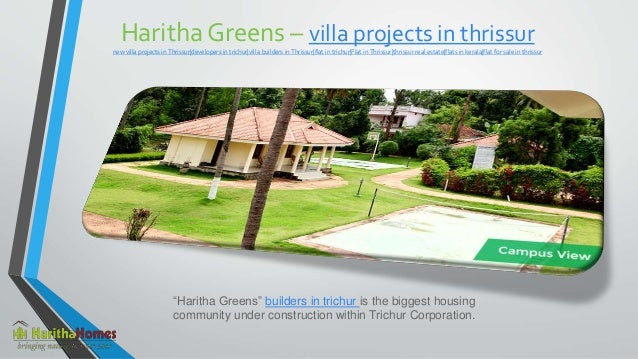 Haritha homes projects