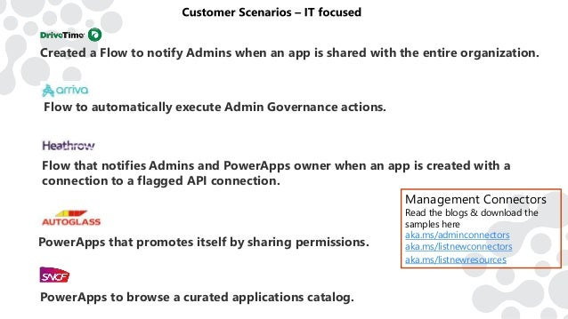 9th Thrive Conference: It's gonna be PowerApps & Flow - Are